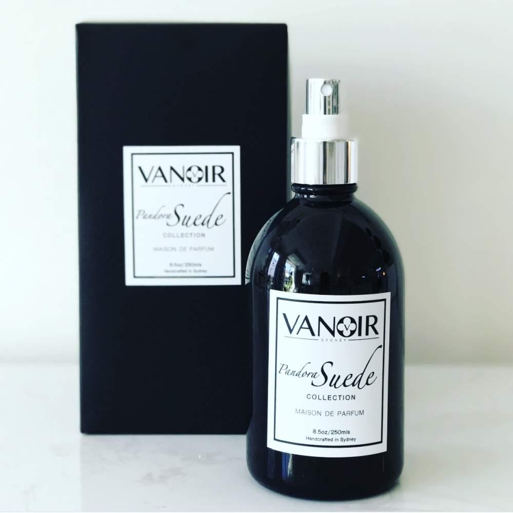 pandora suede maison de parfum collection vanoir. Black Bedroom Furniture Sets. Home Design Ideas