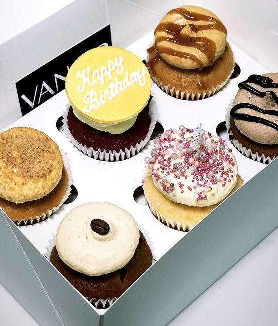 Best Cupcakes Sydney Cbd Delivery Birthday Cupcakes 7 Days