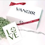 Gift wrapped – Red Love ribbon