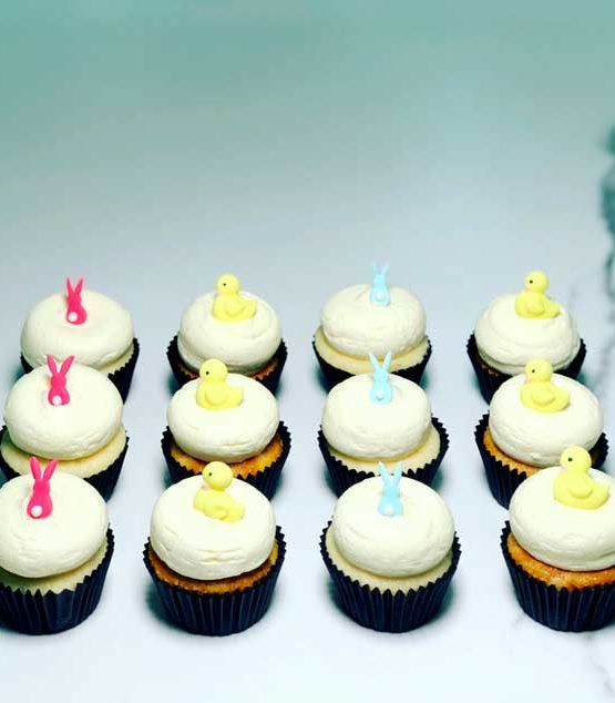 Cupcakes Cakes Sydney Delivery Easter Mini Cupcakes Sydney Cbd