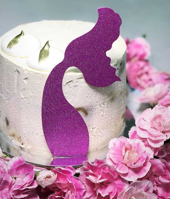 Mini Mermaid Cake Delivery Sydney Wide
