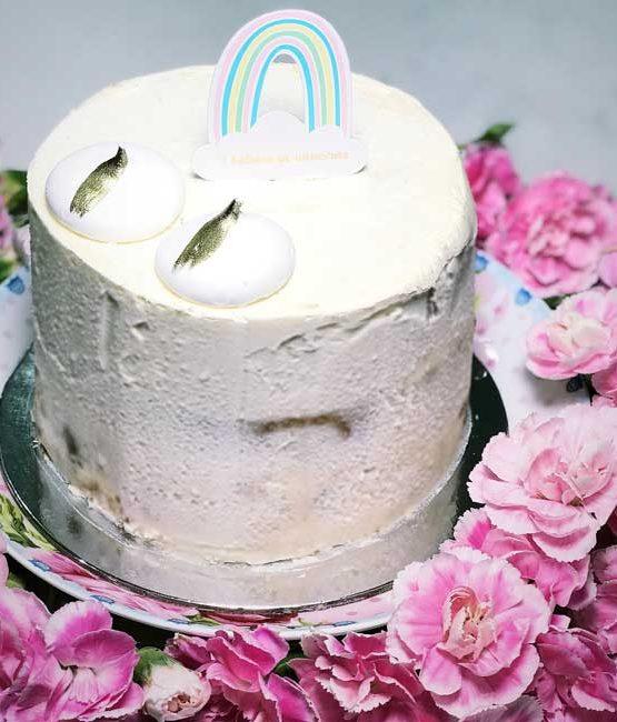 Mini Rainbow Cake Delivery Sydney Wide