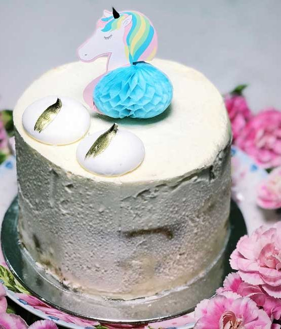 Mini Unicorn Cake Delivery Sydney Wide